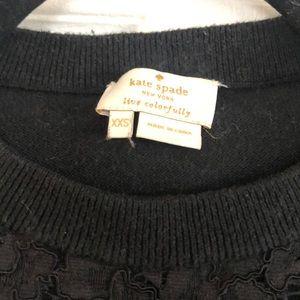 kate spade Sweaters - Kate Spade Short Sleeve Sweater